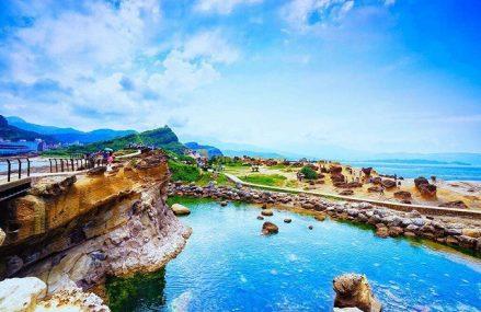 Top 3 bãi biển đẹp nhất chỉ có ở Đài Loan