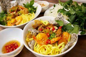 Top 4 quán mỳ Quảng nổi tiếng nhất Đà Nẵng