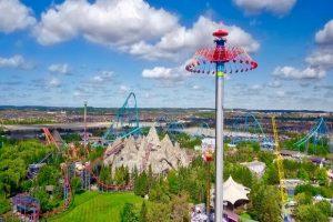 Vui chơi thỏa thích ở Canada Wonderland – Công viên giải trí hàng đầu Toronto